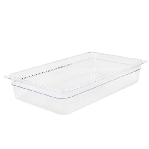 Fantastic Prices! Excellante 849851006942 Deep Polycarbonate Food Pan, 4″, Full Size