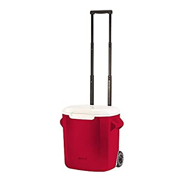 Coleman 2000001814 Personal Wheeled Cooler, 16 Quart