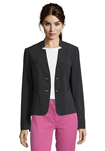Betty Barclay Damen 4005/9100 Anzugjacke, Schwarz (Black 9045), (Herstellergröße: 46)