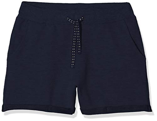 NAME IT NAME IT Mädchen Nkfvolta Swe Unb Noos Shorts, Blau (Dark Sapphire), 128 EU