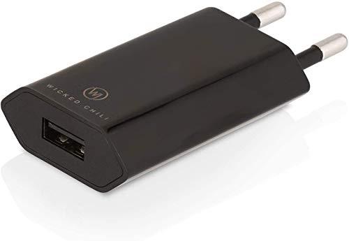 Wicked Chili Adaptador USB Adecuado para Cepillo de Dientes eléctrico, Cepillo de...