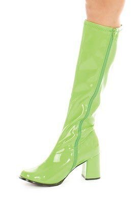 Ellie Shoes Women's Knee High Boot Fashion, Green, 8