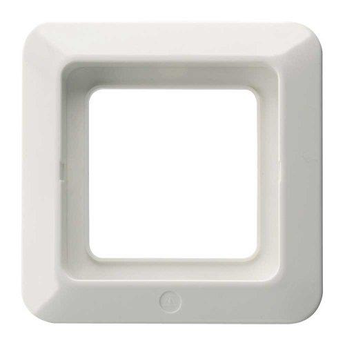 REV Ritter 0501620551 AquaKombi Rahmen 1-Fach, weiß