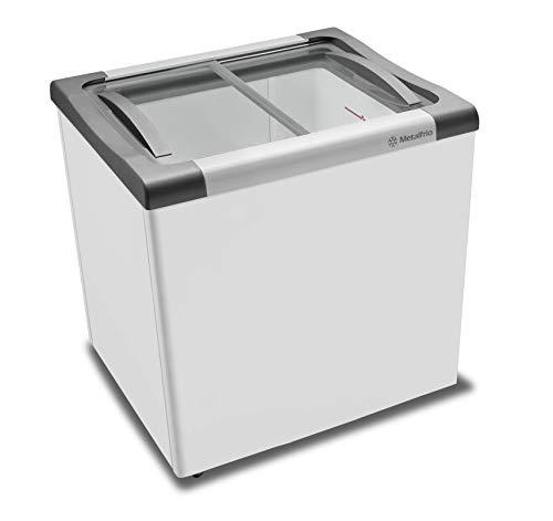 Freezer/Expositor Horizontal Metalfrio 223 Litros Porta De Vidro 220v NF30LCD001 220v