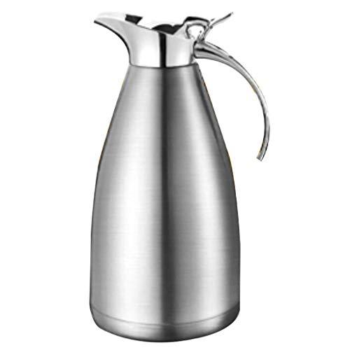 Household Products - Aislamiento de Acero Inoxidable Aislamiento de vacío Aislum Hogar Botella de Agua Caliente Botella Europea Gran Capacidad (tamaño: 2L) / Código de Productos básicos: LJW-222