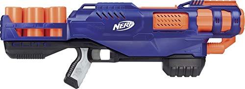 Unbekannt Desconocido Hasbro E2853EU4 Nerf N-Strike Elite Barrage Trilogy