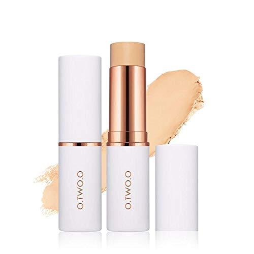 O.TWO.O O. TWO. O 6 Colors Full Cover Concealer Sticker Eye Dark Circles Cream Face Whiten Brighten Makeup - 01