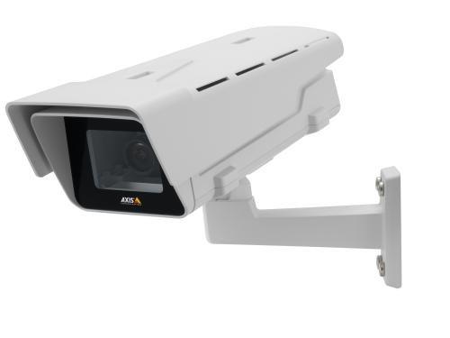 Axis P1365-E Cámara de Seguridad IP Interior y Exterior Caja Blanco - Cámara de vigilancia (Cámara de Seguridad IP, Interior y Exterior, Caja, Blanco, IP67, 1920 x 1200 Pixeles)