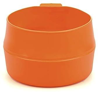 Wildo ウィルドゥ フォールダーカップ ビック【日本正規品】 (オレンジ)