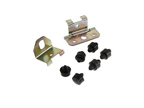 AKF Set: Kleinteile für Sitzbank - für Simson KR51/1 Schwalbe, KR51/2 Schwalbe