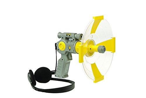 Gru: Mi Villano Favorito RPDES008 Minions, GRU-Receptor de Sonido con Casco Audio, Juguete niño (Lexibook