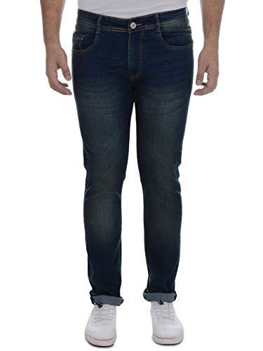 Ben Martin Men's Relaxed Fit Jeans (BM7-JJ-Greena-36-1)