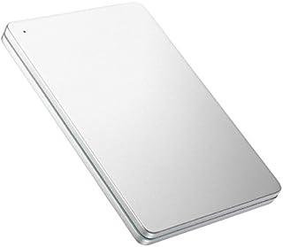 I-O DATA 外付けHDD ハードディスク 1TB ポータブル カクうす アルミボディ PS4 日本製 HDPX-UTS1S