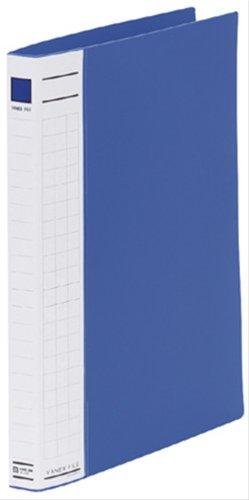 キングジム バネックスファイル 336 A4S 青