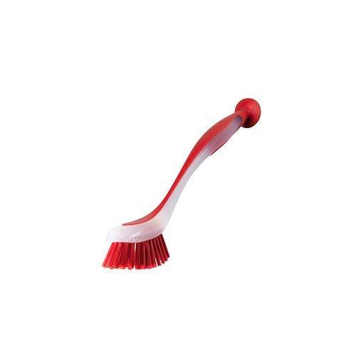 Preisvergleich Produktbild IKEA PLASTIS Spülbürste in rot