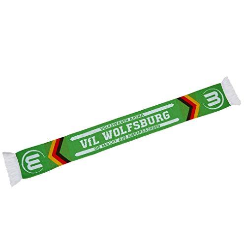 VfL Wolfsburg Schal Fanschal ** Die Macht aus Niedersachsen **