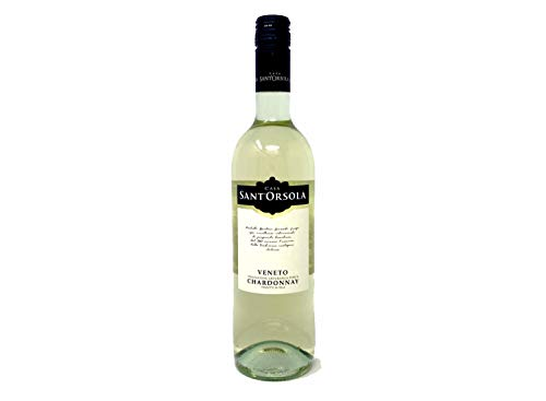 Sant'Orsola Chardonnay Veneto I.G.T. - Vino Bianco - 750 ml
