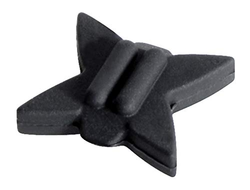 TRUGLO Tru-Block String Silencers 4-Pack Black