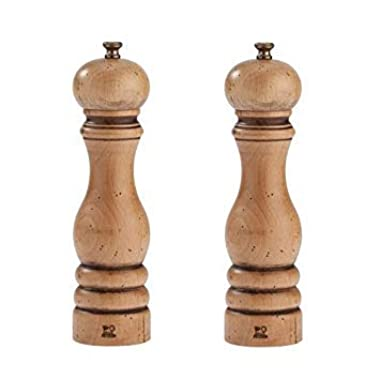 Peugeot Paris Classic Collection Antique 8-3/4-in Pepper and Salt Mill Set