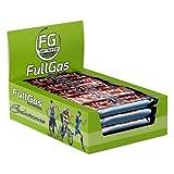 FullGas - CAJA 24 unid Barrita LONG ENERGY Frutas del Bosque 50g