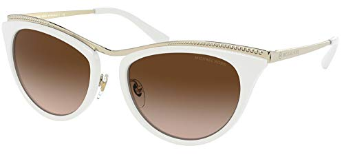 Michael Kors 0MK1065 Gafas, Dorado, 54 para Mujer