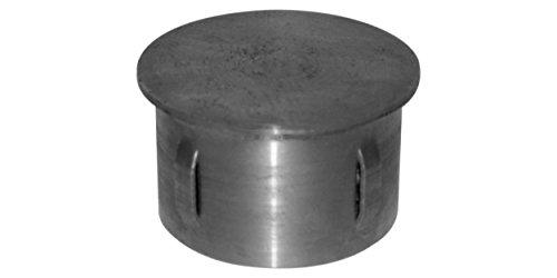 Pauli Edelstahldesign Einschlagkappe flach (60.3mm WST 1.8-2.2mm)