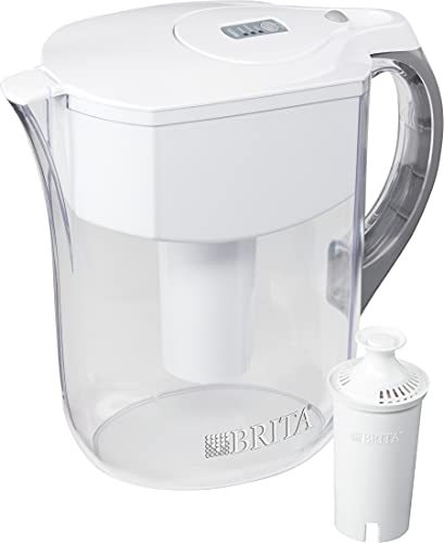 Brita 10 Cup Grand Water Filter Pitcher - Key Features