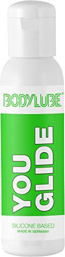 BODYLUBE® YOU GLIDE | Gleitgel auf Silikonbasis | Premiumqualität (250 ml)
