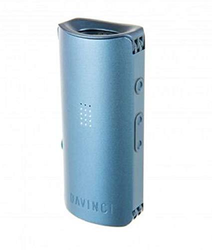 Da Vinci - Vaporizador MIQRO con sistema de ventilación de zirconio, batería extraíble 18350