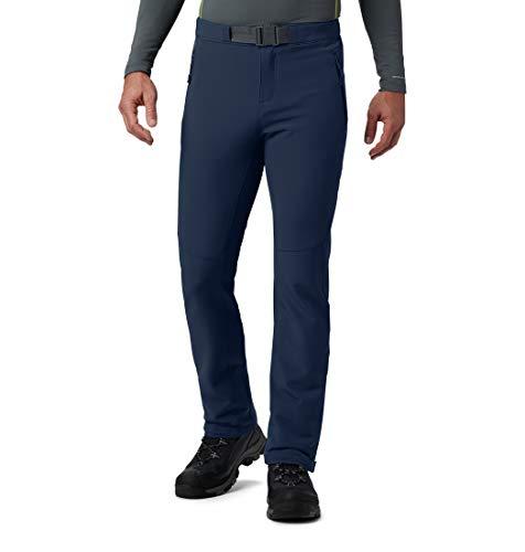 Columbia Passo Alto II Pantalones térmicos para Hombre, Azul (Collegiate Navy), W34/L32