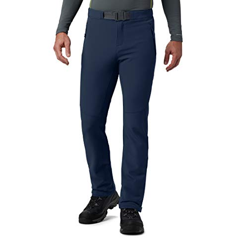 Columbia Passo Alto II Pantalones térmicos para Hombre, Azul (Collegiate Navy), W30/L32
