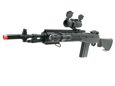 TSD Sports M100 Sniper Spring Airsoft Rifle...
