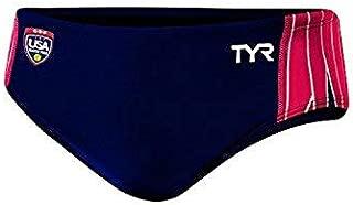 TYR Men's Phoenix Splice Water Polo Suit
