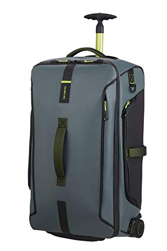 Samsonite Paradiver Light - reistas met 2 rollen M, 67 cm, 74.5 L, grijs (Trooper Grey)