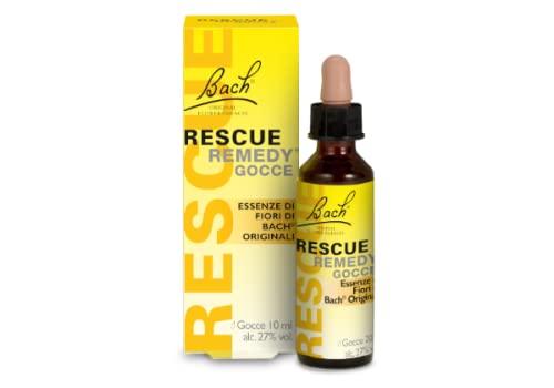 Bach Rescue Remedy, Rimedio di Emergenza, 20 ml