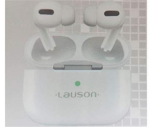 Lauson Eh228 Blanco Auriculares Inalámbricos Bluetooth 5.0 con Estuche Batería