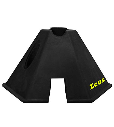 -Zeus Base ZAVORRATA für Stange H13cm. Gewicht: 1,9kg
