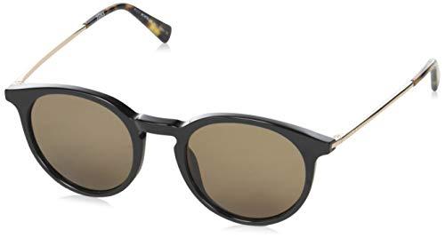 Montblanc Mont Blanc MB549S 4905J Gafas de sol, Multicolor (Mehrfarbig), 48 para Mujer