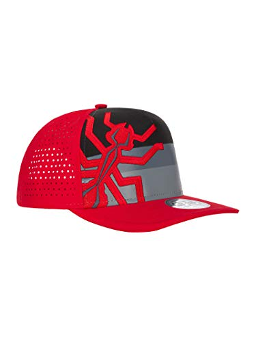 MM93 Gorra Stripe Official Ant MotoGP roja