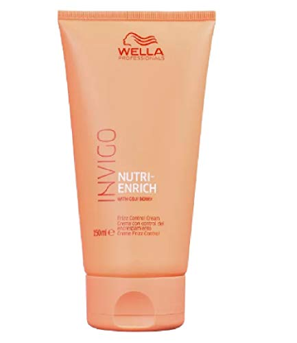 Wella Professionals Invigo Nutri-enrich Frizz Control - Leave-in Antifrizz 150ml - G