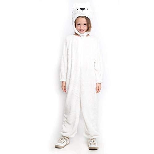 Disfraz Oso Polar Infantil (3-4 años) (+ Tallas) Carnaval Animales ...