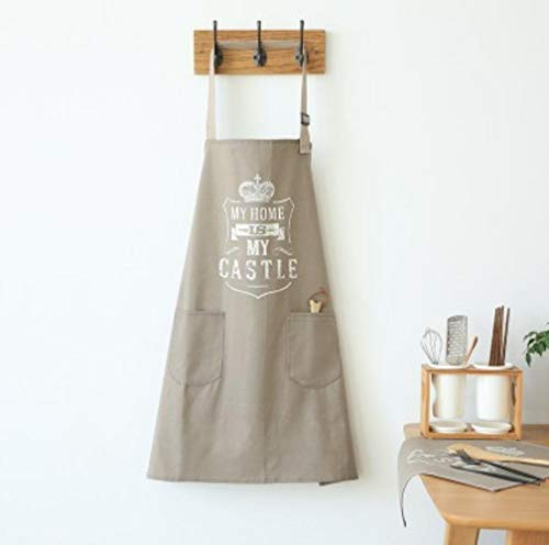Oiuytghjkl schort van canvas keuken & koken restaurant keuken huis