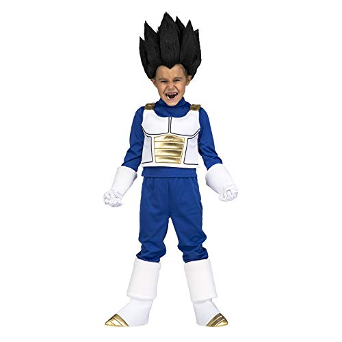 My Other Me Me Me- Vegeta Dragon Ball DISFRAZ Multicolor (231413