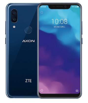 ZTE Axon 9 pro 4G LTE IP68 Waterproof 6.21' 8GB 256GB Snapdragon 845 Octa core NFC 4000mAh Fingerprint 20MP Hi-Fi