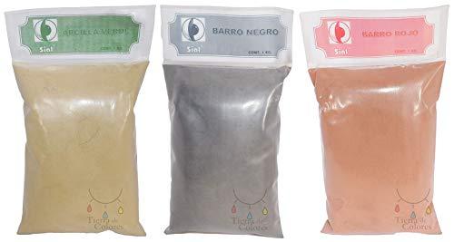 Arcilla Ghassoul  marca Bella Terre