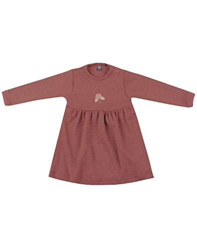 Dilling Wollkleid für Babys aus 100% Bio-Merinowolle Rouge 86
