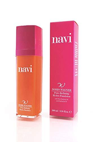 Navi Pore-Refining Hydro-Emulsion, 1 x 100 ml, Mitesser vorbeugen mit Rizinusöl