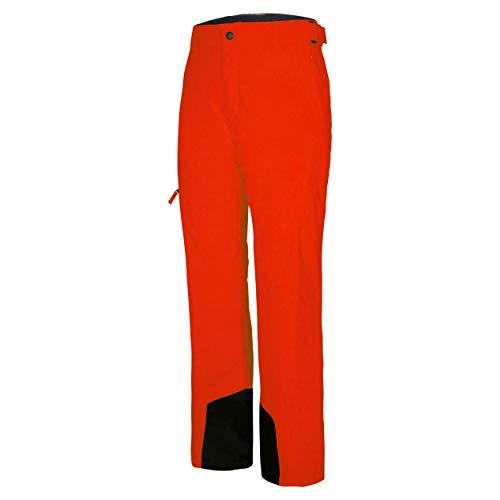 Ziener heren skibroek Paskal AQUASHIELD rood 968 nieuw