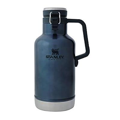STANLEY(スタンレー) クラシック真空グロウラー 1.9L ロイヤルブルー 炭酸 保冷 保証 01941-078 (日本正規品)