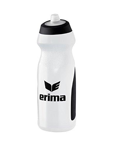 Erima Trinkflaschen Flasche, transparent, 00